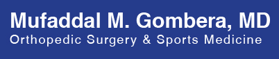 Mufaddal M. Gombera, MD, Orthopedic Surgery & Sports Medicine